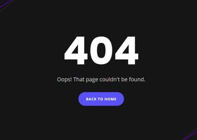 404 Style 3